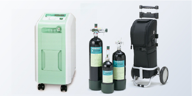 HOT(Home Oxygen Therapy)/在宅酸素療法
